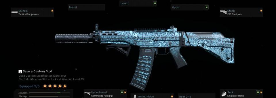 Best CoD Weapons