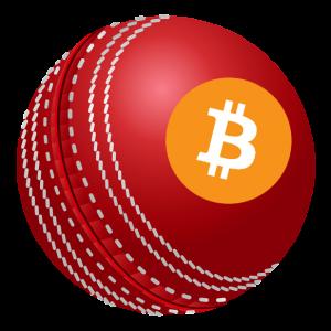 Bitcoins cricket betting sites India